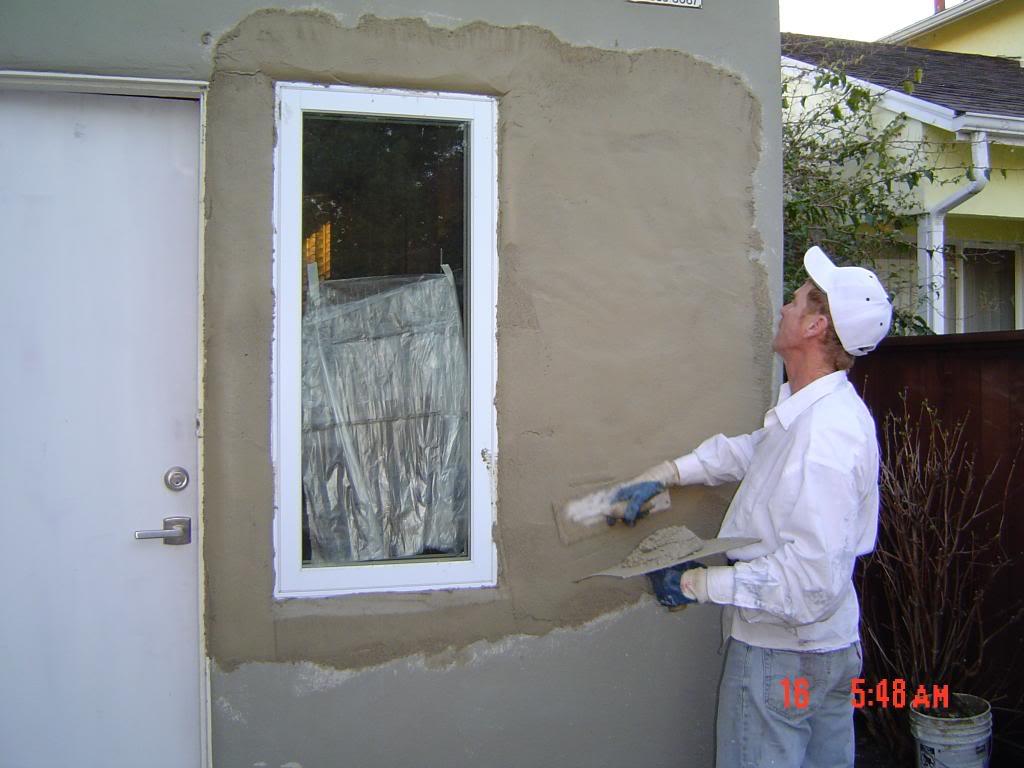 Plaster Patch Repair