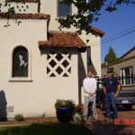 Acrylic Stucco, Acrylic color coat finish